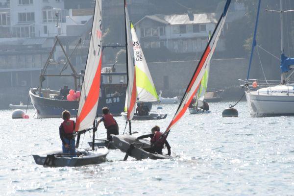 Port of Dartmouth Rockfish Junior Regatta Day 2