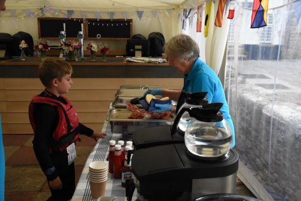 Port of Dartmouth Rockfish Junior Regatta Day 3