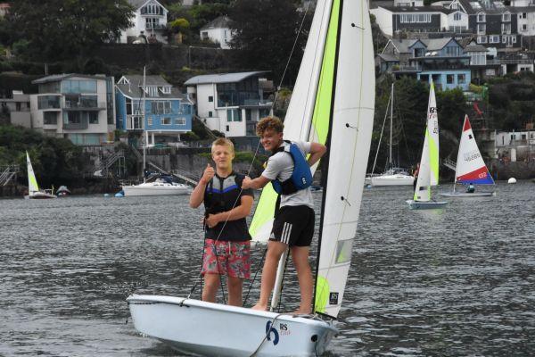 Port of Dartmouth Rockfish Junior Regatta Day 4