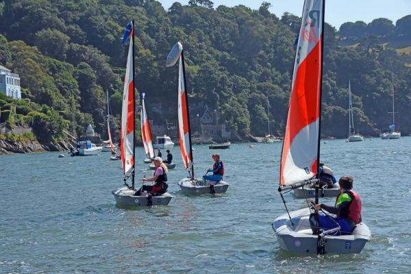 Junior Sailing Week