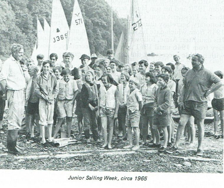 Club History   Royal Dart Yacht Club