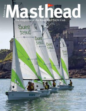 Masthead Autumn 2019 Cover