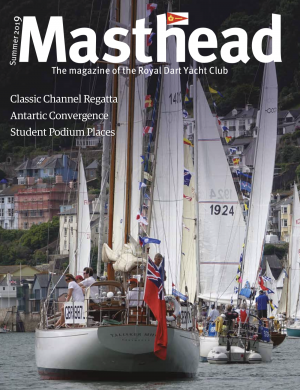 Masthead Summer 2019 Cover